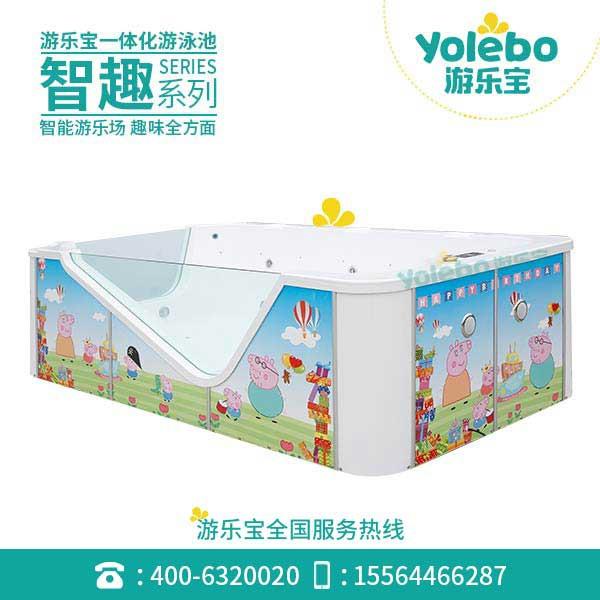 山东游乐宝水育机构  打造宝宝优质畅游空间