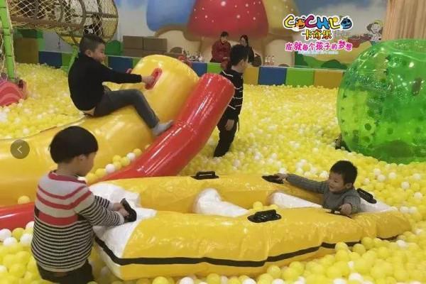 投资一家儿童乐园为什么会打水漂?看最全分析!