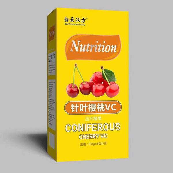 白云汉方压片糖果 均衡营养为成长赋能