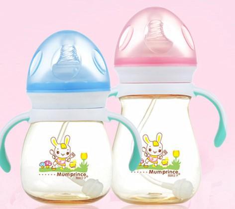 养娃必备奶瓶:妈咪王子PPSU奶瓶材质优质·耐用更安全