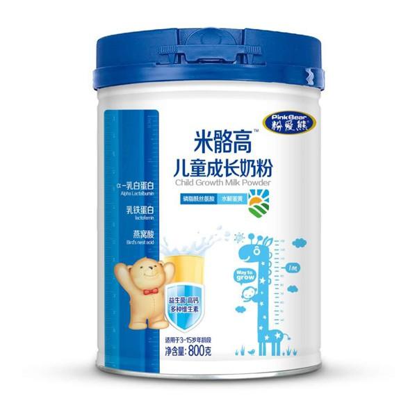 粉爱熊米骼高儿童成长奶粉  2020面向全国空白区域招募代理商