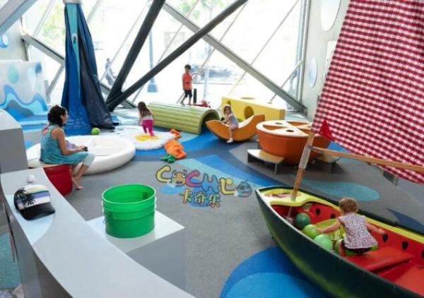 如何经营一流的儿童乐园?离不开顶级设计!