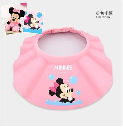迪士尼宝宝防水护耳洗头帽神器   双重防水·轻松搞定宝宝洗头难题