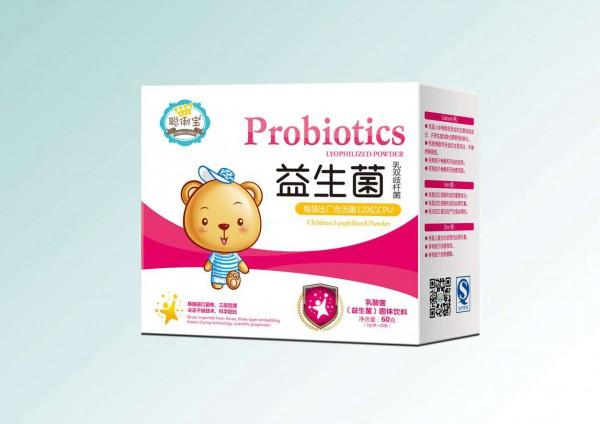 聪俐宝益生菌系列精选天然优质原料  口感好·易吸收·易消化·更营养