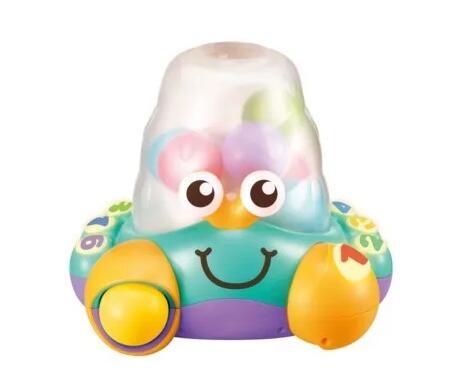 一大波2020婴幼儿玩具新品来袭!多功能早教功能直击消费者痛点