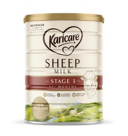 Karicare可瑞康绵羊奶粉 给宝宝带来纯粹不简单的营养呵护
