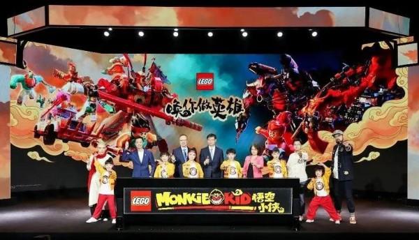5月15日全球首發——樂高新推中國經典名著系列玩具