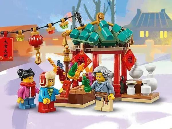 5月15日全球首发——乐高新推中国经典名著系列玩具