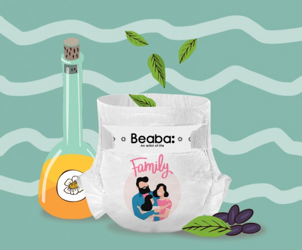 Beaba Family系列新品上市:伐木累 有家就不累