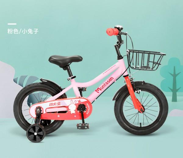 儿童自行车什么牌子好   飞鸽儿童自行车贴合儿童成长需求