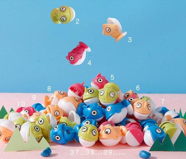 知识花园儿童电动钓鱼玩具  自带灯光与音效孩子喜欢的早教益智玩具