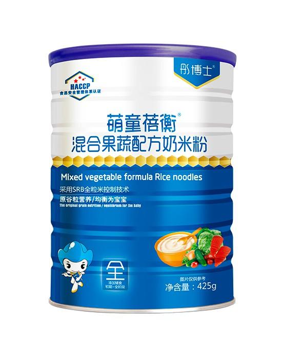 彤博士婴幼儿辅食米粉 多种配方 满足宝宝身体所需营养