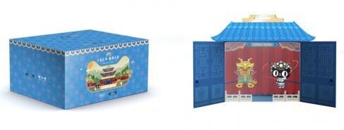 美赞臣蓝臻系列奶粉两次联名礼盒包装升级   带给宝宝精致有趣的艺术启蒙