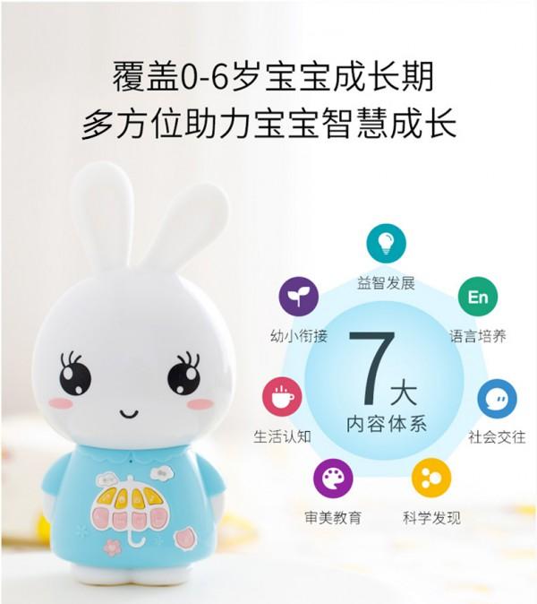 火火兔宝宝启蒙益智早教机    多方位助力宝宝智慧成长