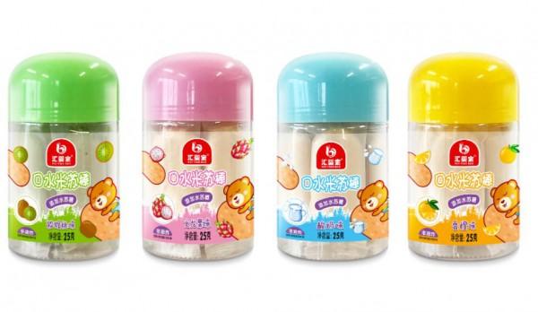 宝宝零食怎么选?汇婴宝小零食口水米苏棒、蘑菇小溶豆全新上市 安全营养又美味