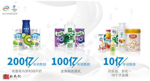 以品牌实力赢得13亿人民信任 《2020亚洲品牌足迹报告》发布:伊利连续5年荣登品牌消费榜首