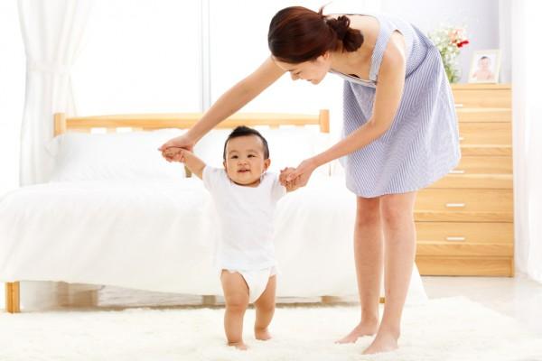 宝宝多大适合穿学步裤?铂尔美萌宝学步裤 安全零添加 宝宝学步时期的贴心小伙伴