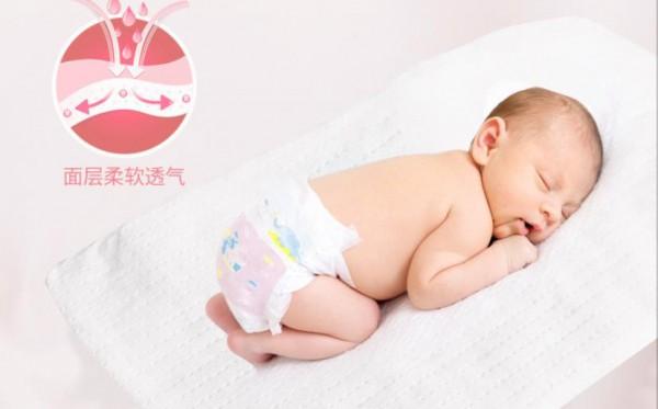 乐贝柔爽至薄纸尿裤 柔软轻芯 给宝宝一件倾心的呵护