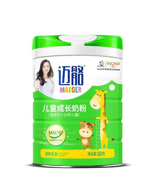 儿童成长奶粉选择什么品牌比较好  素臣儿童成长奶粉适用3-14岁儿童