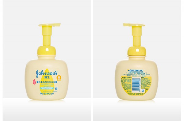 为什么宝宝洗沐要用弱酸性产品  强生婴儿儿童洗发沐浴露二合一保护宝宝娇嫩眼睛和肌肤