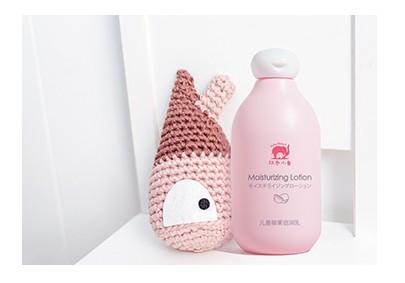 紅色小象兒童椰果沐浴露潤膚身體乳套裝    天然植萃配方·呵護寶寶幼嫩肌膚更深層