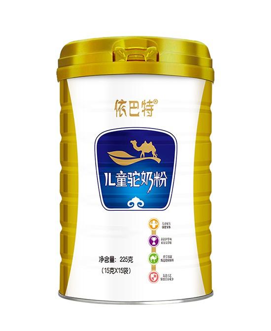 恭贺:广东惠州宋光杰成功代理依巴特驼奶粉