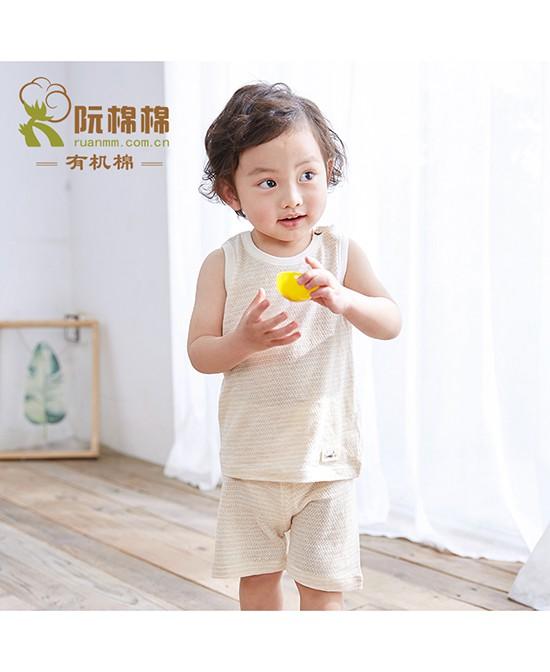 1-2个月月龄宝宝的衣服要怎么选  阮棉棉婴儿服饰柔软舒适更适合宝宝