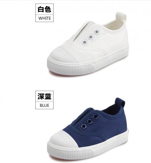 秋初给孩子买什么鞋子比较好   回力童鞋&儿童帆布鞋·橡胶大底可防滑