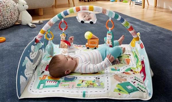 上半年婴幼儿玩具同比上涨13.4%,费雪、Hape、伟易达等品牌趁胜追击!