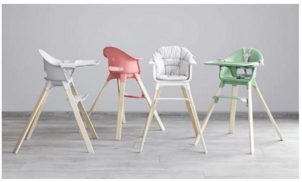 每个宝宝都应该有个自己的餐椅 Stokke Clikk™宝宝餐椅·佳选之选