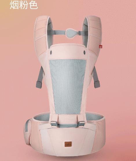 婴儿腰凳选什么品牌好?好孩子婴儿腰凳 轻盈舒适 柔软透气 陪你畅快出行没压力