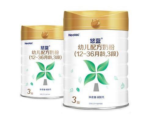 悠蓝有机奶粉甄选荷兰2%的珍稀有机奶源   六大营养的黄金组合·科学配比
