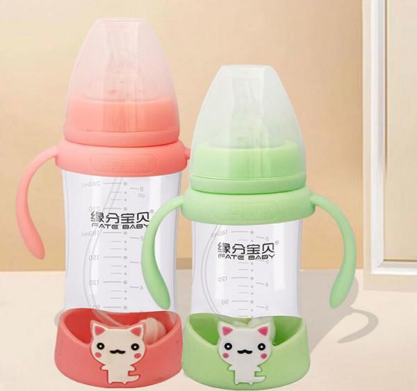缘分宝贝奶瓶再次与全球婴童网达成战略合作协议   2020线上招商网络模式备受瞩目