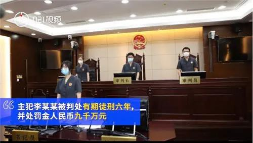 """3.3亿仿冒""""乐高""""案宣判:9名被告人获刑,主犯罚款9000万元"""