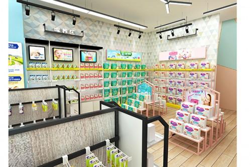 展正婴童道具·专注孕婴童整店展柜研发定制  有意向了解可留言