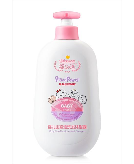 2020嬰童洗護用品加盟什么品牌好?嬰必選嬰童洗護用品 天然植萃呵護 誠邀您的加盟