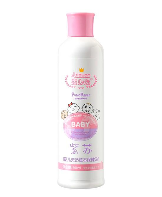 2020婴童洗护用品加盟什么品牌好?婴必选婴童洗护用品 天然植萃呵护 诚邀您的加盟