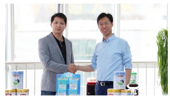 """2020年伊利与京东超市达成战略合作    """"王牌+王牌""""·强强联合开辟营销新航线"""