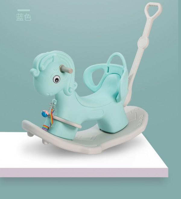 ZK中凯佳乐儿童摇摇马溜溜车二合一   做宝宝的私人平衡教练