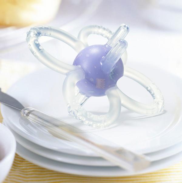 小袋鼠巴布婴儿牙胶磨牙棒摇铃玩具    手摇铃+牙胶合二为一·宝宝出牙的好伴侣