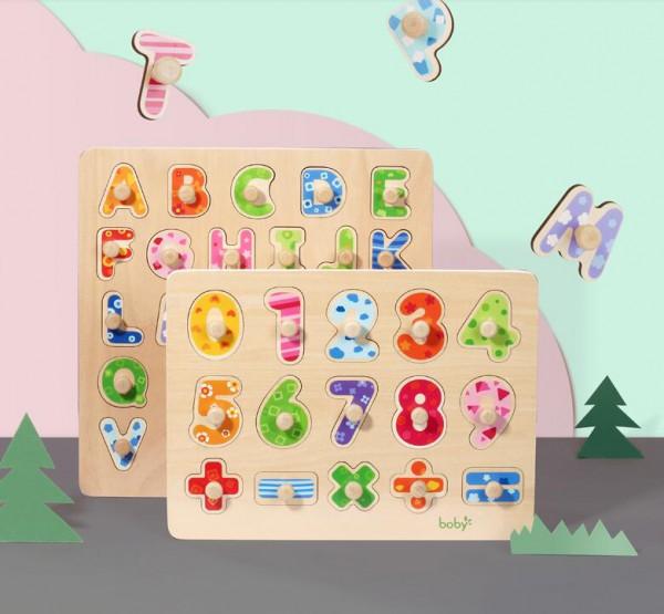 早教亲子玩具选择什么好  乐乐鱼拼接积木玩具