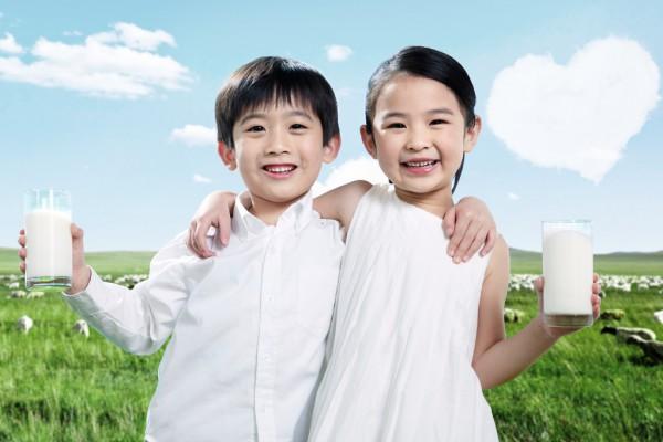 市场需求+政策推动   儿童奶粉市场或将扩容
