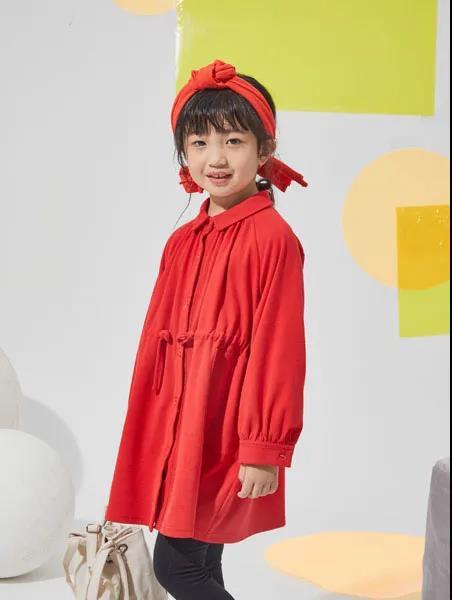 潮流时代 个性展现 尼可童装扮你的时尚色彩