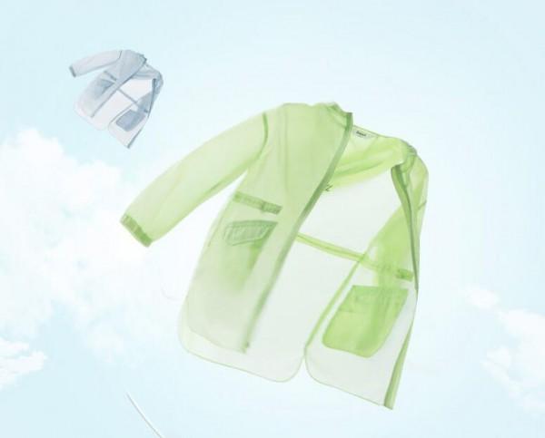 儿童春夏防晒衣选择什么好  安奈儿轻薄透气儿童防晒衣好穿更好看