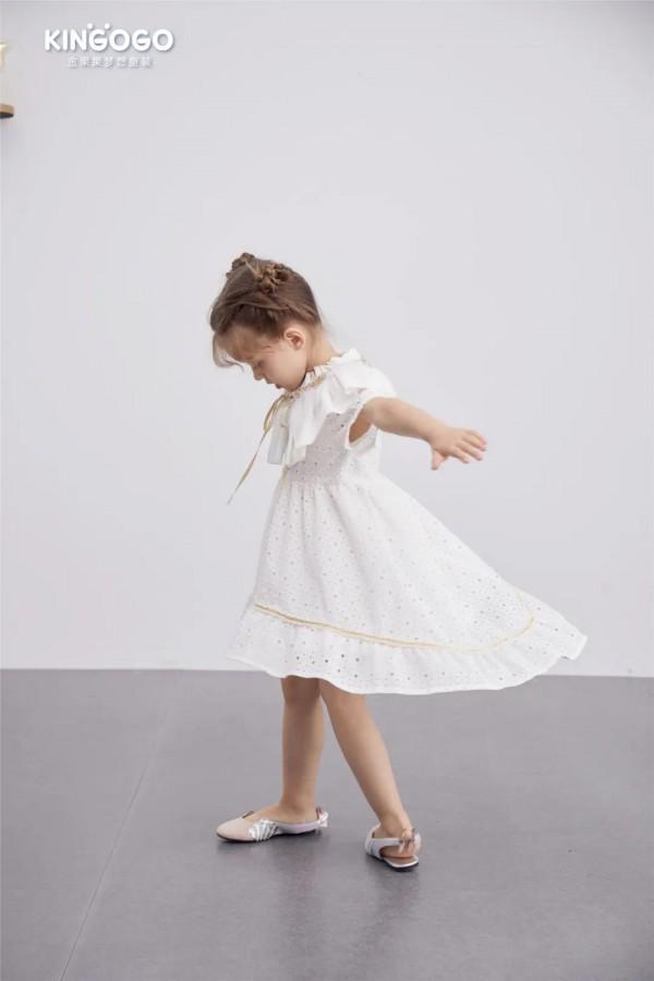 夏季童裝搭配,從小就要好看!