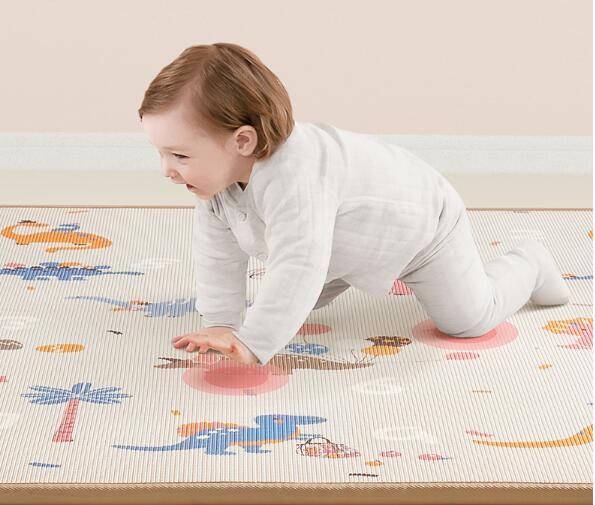 babygo宝宝XPE加厚爬行垫     高缓冲高回弹·保护宝宝的小膝盖