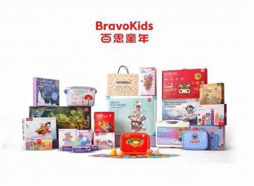 儿童益智玩具品牌百思童年获7100万元A轮融资,经纬中国领投