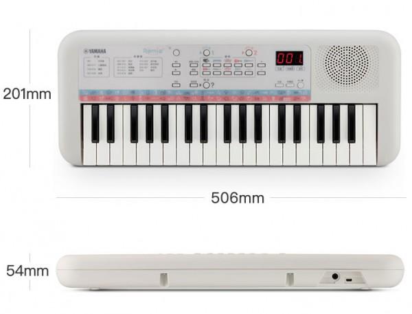 雅马哈电子琴玩具    探索发现·感受音乐的乐趣