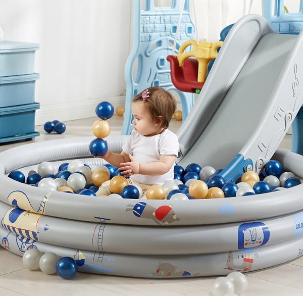 """蒂爱儿童充气海洋球池    宝宝的""""私人""""游乐场·多样乐趣百玩不厌"""