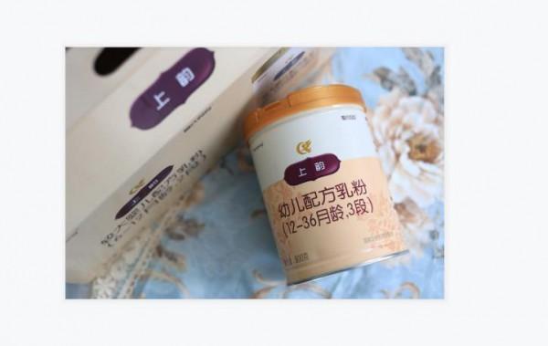 愛氏媽媽上韻奶粉值得買嗎?優質1A等級奶源帶給寶寶醇正的口感